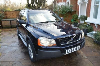 Volvo XC90 2.9 T6 SE 5dr Geartronic Estate Petrol BlueVolvo XC90 2.9 T6 SE 5dr Geartronic Estate Petrol Blue at Rupert Goalen London